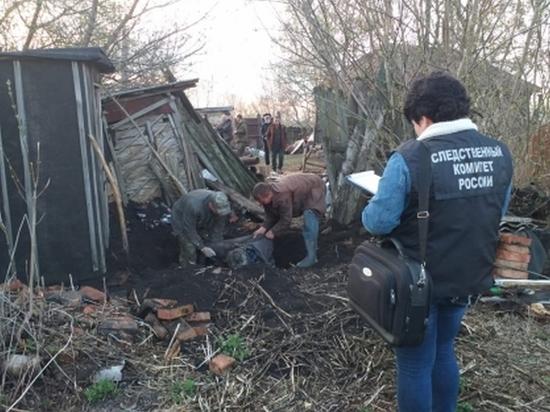 У попавшегося на мелкой краже россиянина нашли труп задушенного отца