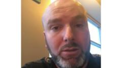 Бизнесмен Али Закриев на видео рассказал, как опознавал похитителей