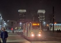 В центре Челябинска появилась новая трамвайная остановка