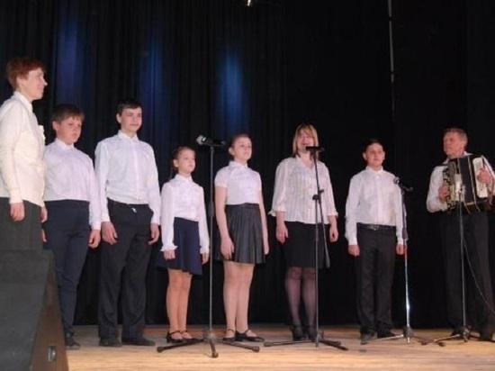 Песни о Серпухове исполнили юные таланты