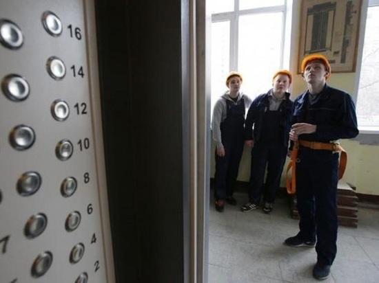 Все устаревшие лифты заменят в Подмосковье