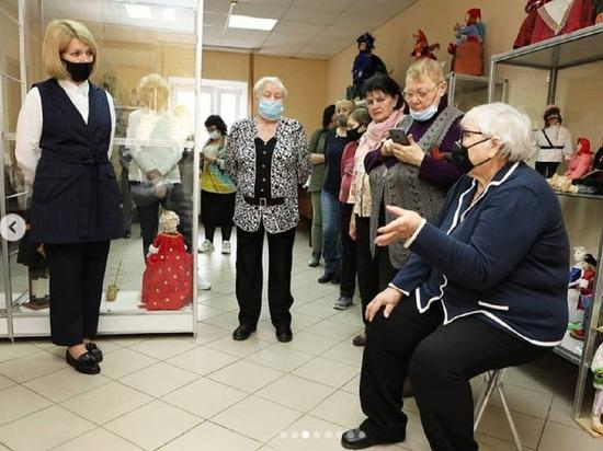 «Кукольный дом» в Серпухове справил новоселье