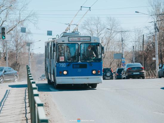 В Чебоксарах мобильные группы проверили более 70 тысяч единиц транспорта