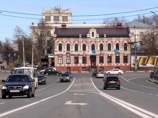 В Иванове принялись за дорожную разметку. На ней будут экономить