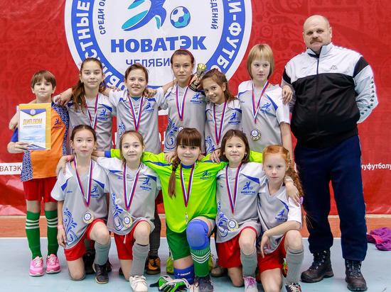 Две школьницы из Копейска, победившие в Кубке «НОВАТЭК», получили вызов в сборную России U-15