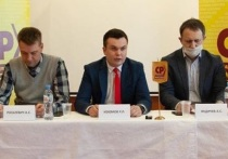 Андрей Рогалевич написал заявление о приеме в