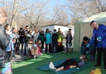 Фестиваль «Здоровый город» в Тюмени посетили около 2000 горожан