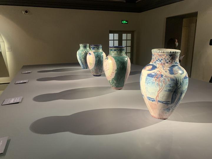 В Пушкинском показали керамику Пикассо и Матисса