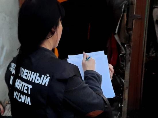 Житель окраины Архангельска подозревается в убийстве супруги