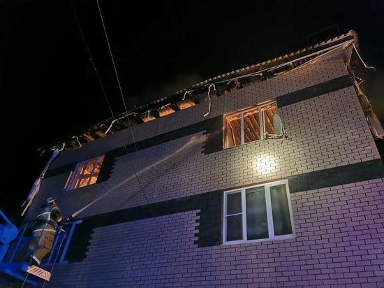 В МЧС сообщили о семи пострадавших при взрыве газа в нижегородском доме