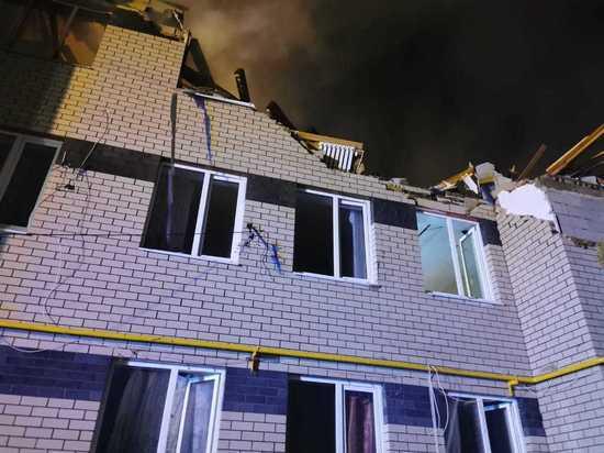 В результате взрыва газа в Дальнеконстантиновском районе госпитализировано 8 человек
