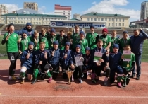 Юноши ФК «Чита» впервые выиграли межрегиональный этап первенства России