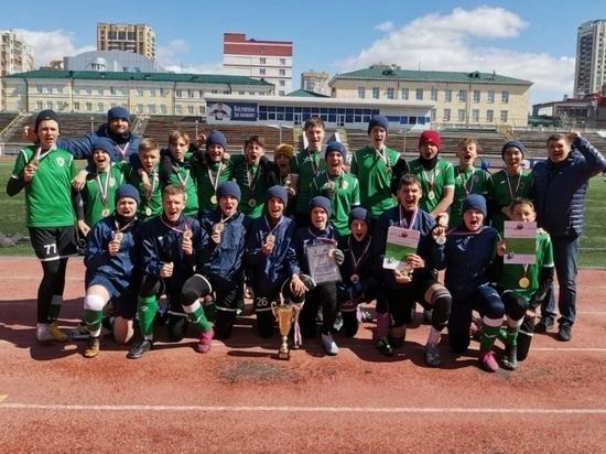 Юноши ФК «Чита» выиграли межрегиональный этап первенства России