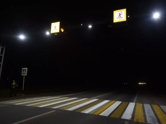 «Умные» пешеходные переходы оборудуют в Ноябрьске