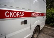 Упавшая с Ленинградского моста жительница Омска скончалась в больнице