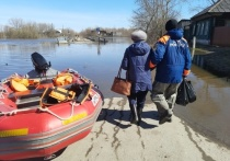 В Свердловской области из-за разлива рек автомобильное сообщение ограничено с 24 населенными пунктами