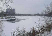Двое подростков провалились под лед на озере Грез в Новосибирске