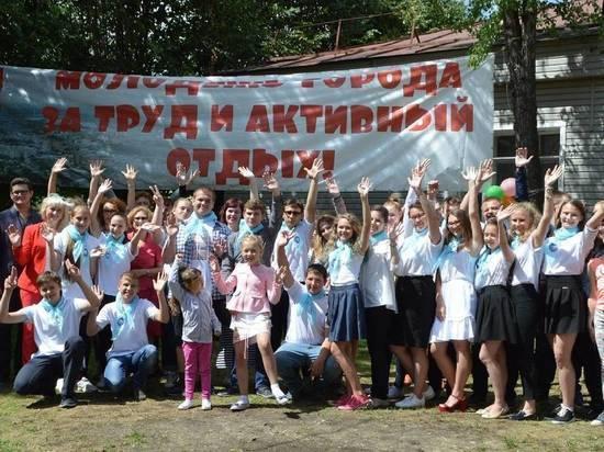 В Серпухове начали формировать летние трудовые бригады