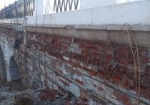 Власти обратили внимание на разрушающийся Каменный мост в Калуге