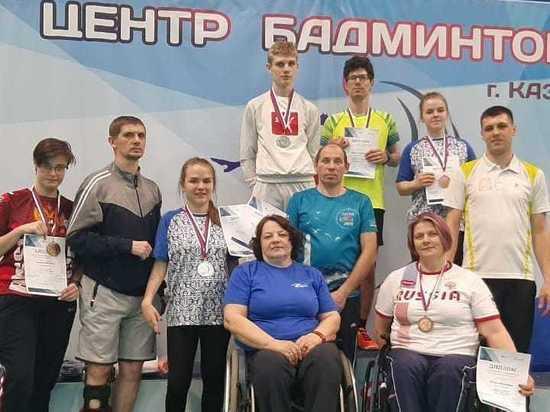 Спортсменка из Серпухова победила на этапе Кубка России по бадминтону