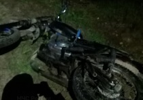 В Кирове молодой водитель иномарки сбил мотоциклиста