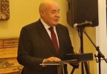 В понедельник вечером в посольстве Греции в Москве состоялась торжественная церемония награждения двух российских граждан высокими наградами Эллады