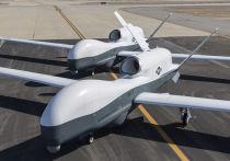 Состоящий на вооружении США беспилотный летательный аппарат (БПЛА) большой дальности MQ-4 Triton в состоянии разведывать обстановку в ряде российских регионов, например — под Воронежем