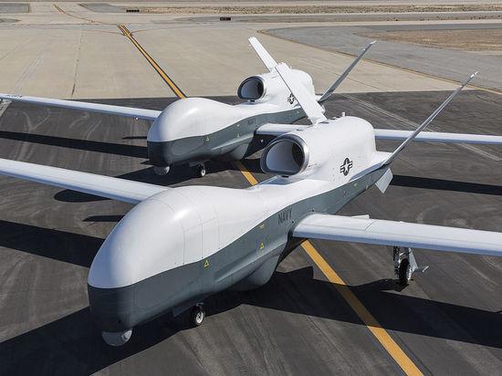 В Сети оценили возможности американского аппарата MQ-4 Triton