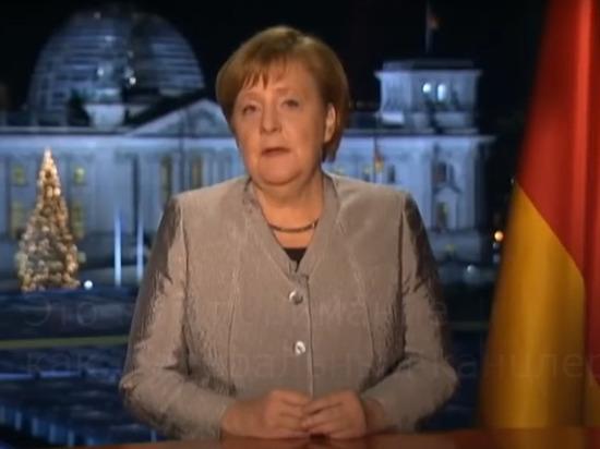 Меркель рассказала, что критикует Россию в разговорах с Путиным
