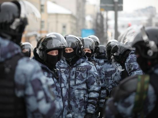 Полиция Москвы выпустила предупреждение о несогласованных митингах
