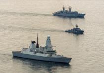По мнению полковников запаса РФ, корабли альянса стремятся отработать прицеливание по российским базам
