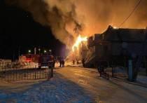 Правительство Якутии перечислит 2,5 миллиона рублей родным погибших и пострадавшим при пожаре в селе Чапаево
