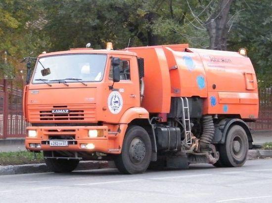 На улицах Йошкар-Олы появится новая подметально-уборочная машина