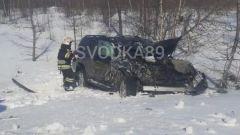 «Жесткое ДТП»: водитель погиб на трассе в ЯНАО