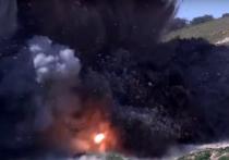 Воздушно-космические силы России в Сирии атаковали террористов, скрывающихся в пустынных районах страны