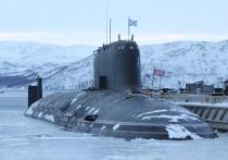 Атомные субмарины с шифром «Ясень-М» способны стрелять ракетами «Калибр» и «Оникс» залпом