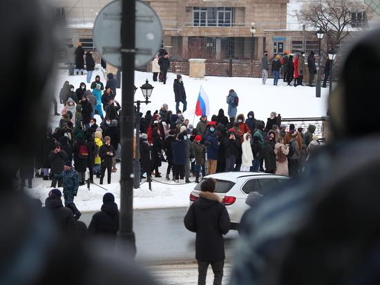 Цель проведения публичного мероприятия в уведомлении обозначена так: «Выражение протеста против незаконных действий властей в отношении Алексея Навального,  а также уничтожения политической конкуренции и политического многообразия»