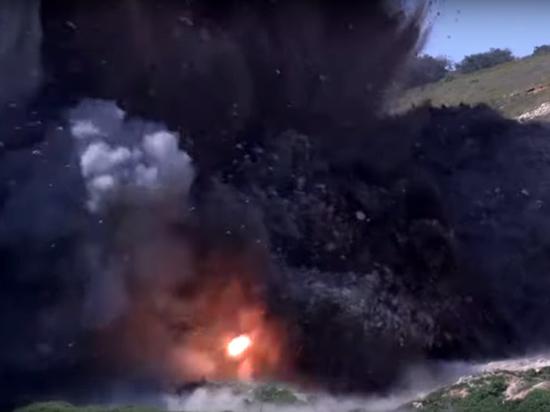 Стали известны детали авиаудара России по террористам в Сирии: «Море огня»