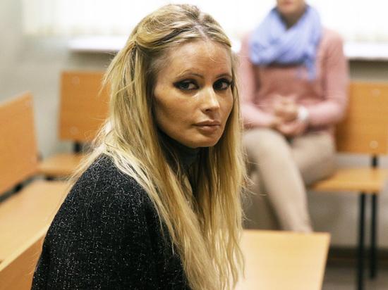 Дана Борисова заподозрила дочь Легкоступовой в избиении артистки