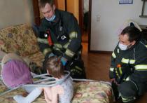 Капканом для маленького жителя Новой Москве оказался обыкновенный стул