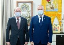 Что обсуждали на встрече председатель ПСРМ и Посол России