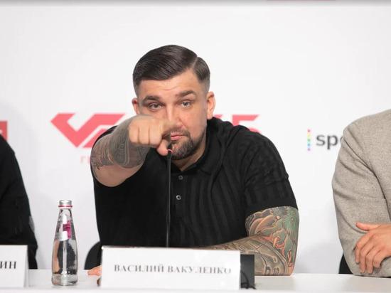 Баста: «Не стал бы организовывать бой между Емельяненко и Джиганом»