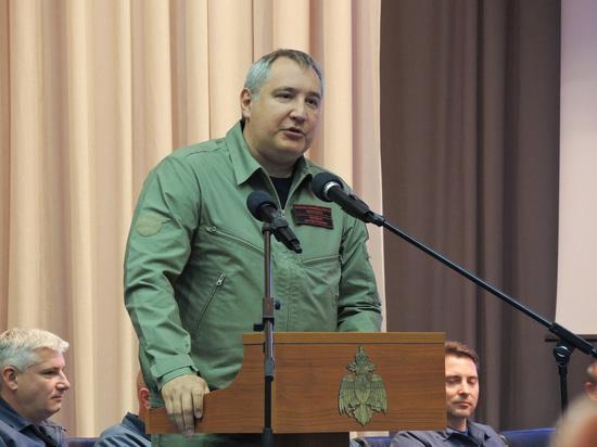 Рогозин опроверг планы по затоплению МКС в 2025 году