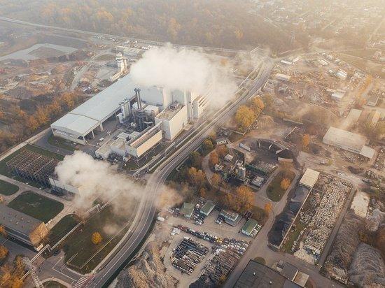 В России будут регулировать выбросы парниковых газов
