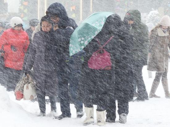 По Москве выпущено экстренное предупреждение из-за ухудшения погоды