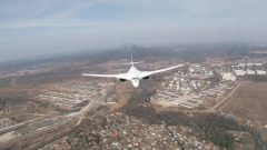 Тренировка воздушной части парада в Алабино попала на видео