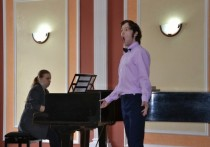 Солист Большого театра Михаил Казаков дал мастер-класс астраханским студентам