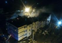 В Нижегородской области при разборе завалов жилого дома после взрыва бытового газа найдены живыми дети, 9-летний мальчик и грудная девочка
