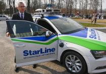 В Калуге губернатора на форум ИТС привез беспилотный автомобиль
