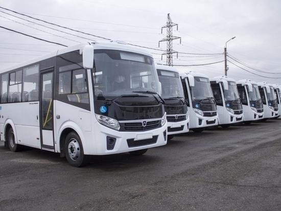 В конце апреля на улицы Рязани выйдет 20 новых автобусов